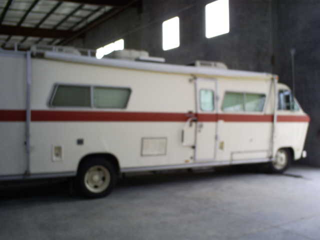 1978 Chevy Sportscoach 30 Foot Rv Great Condition