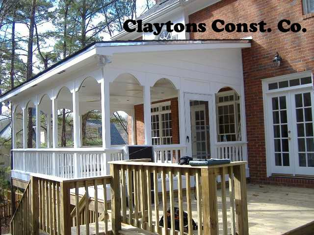 Clayton's Construction Co.