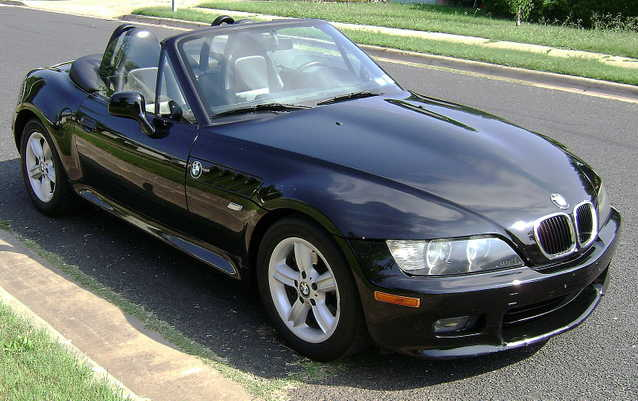 2000 bmw z3 2 3 roadster convertible bmw z3 2 3 roadster. Black Bedroom Furniture Sets. Home Design Ideas
