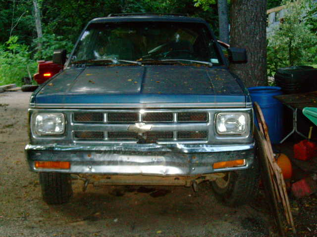 93 Chevy Blazer ( Parts Only No Title)