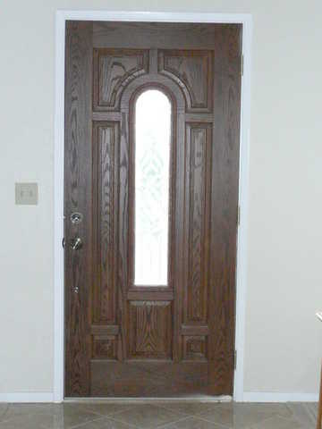 Handsome Entry Door