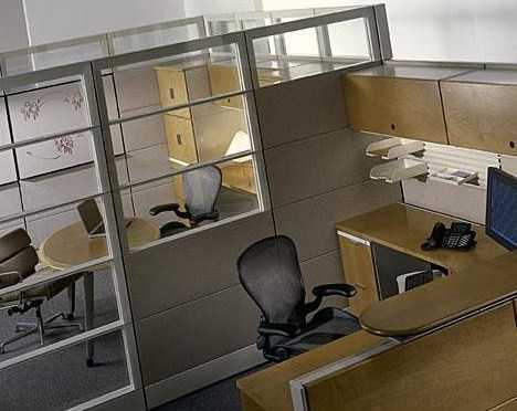 Office Furniture Installers And Movers