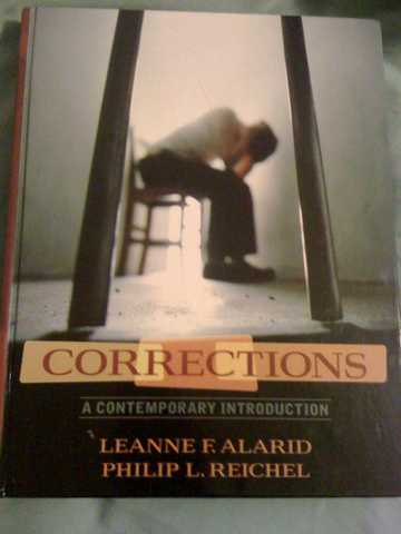 Utsa Corrections Textbook For Sale