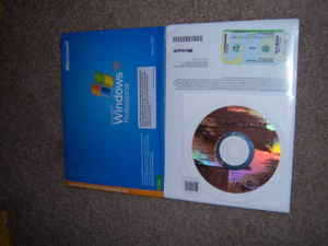 Windows Xp Professional - Operating System Software
