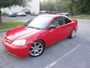 2001 Honda Civic Lx - $7,000