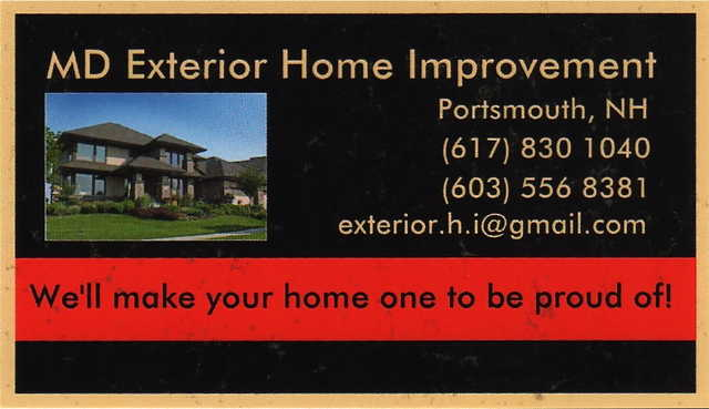 Md Exterior Home Improvement Siding Windows Gutters