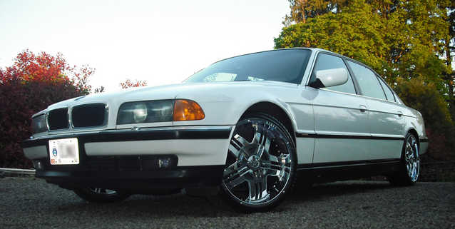 Very Clean, Mechanically Sound 95 Bmw 740il