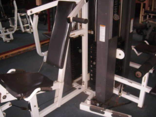 Paramount Fit 3000 Multistation Strength Machine