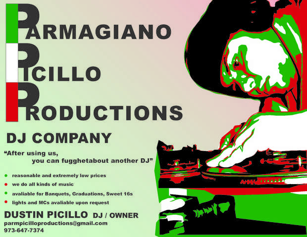 Dj Services (Parmagiano - Picillo Productions)