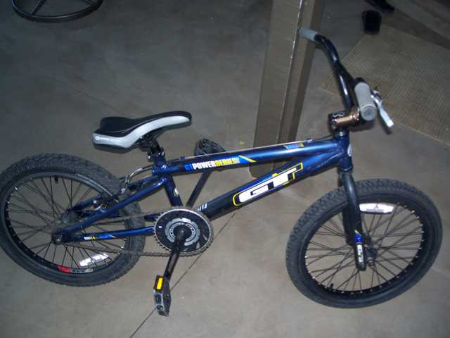 High End Gt Bmx For Cheap