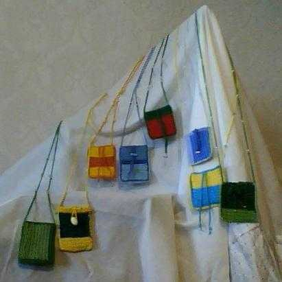 Charm - Amulet Bags