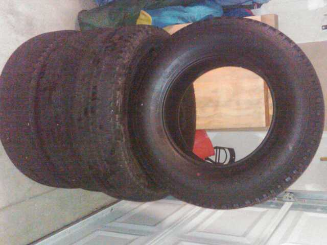 Truck Tires For Sale P235 75r17