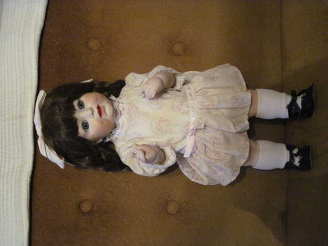 Old Antique Doll