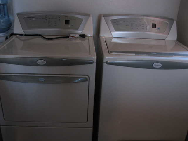 Whirlpool Washer And Dryer Sale