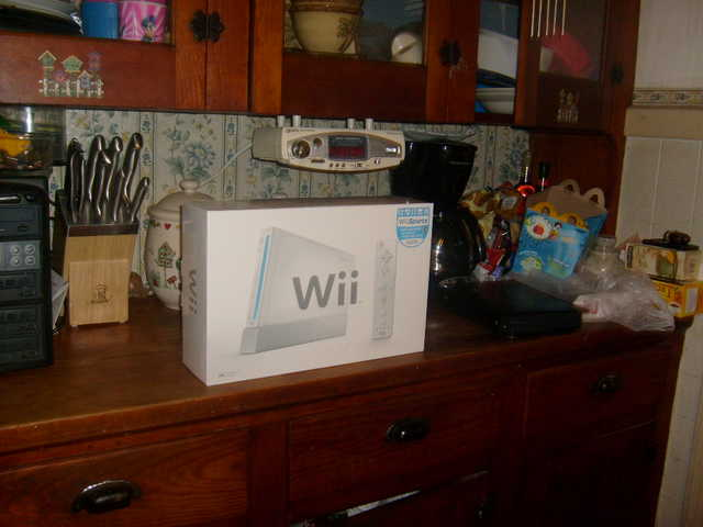 Wii And Wii Fit And 3 Games And One Controoler