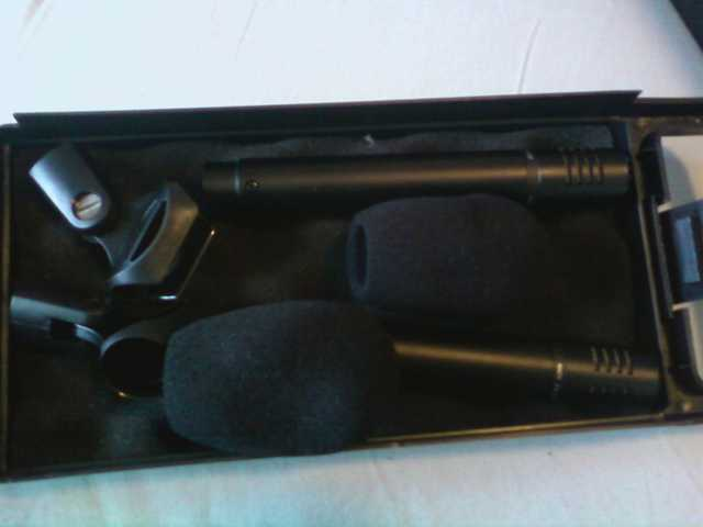 2 Microphones For Sale. Great Price!