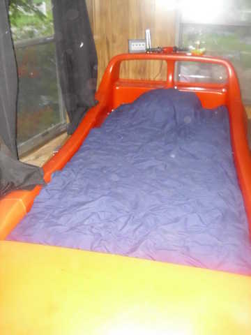 'little Tikes Red Sports Car Bed '