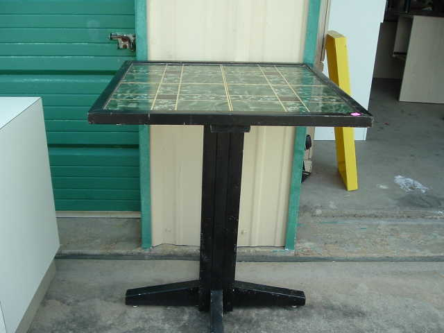 Domino Table $55