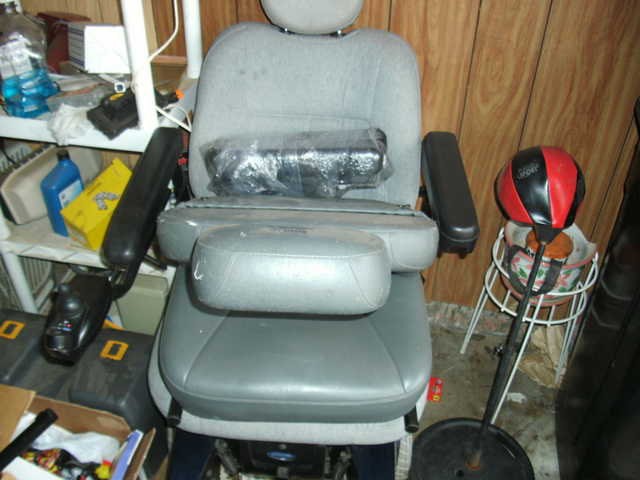Pronto Power Chair
