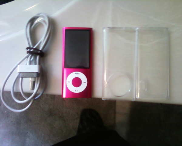 16g Ipod Nano With Video Camera