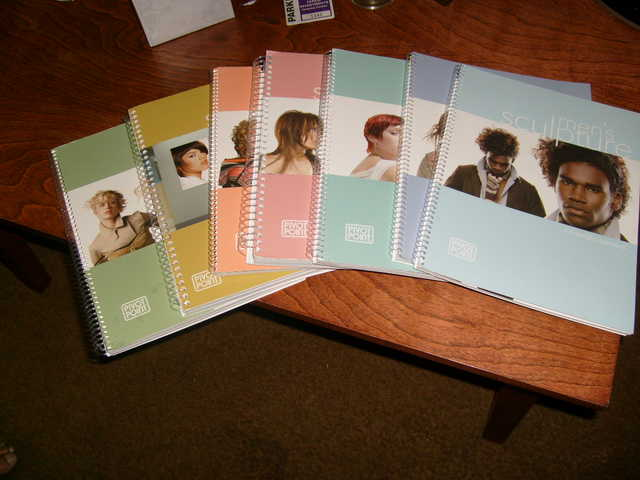 Cosmetology Textbooks By Pivot Point Set Of 7