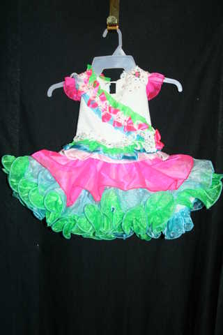 Pageant Dresses Size 3t - 4t