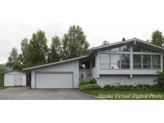 Home For Sale In Anchorage, Ak (5bd 2ba)