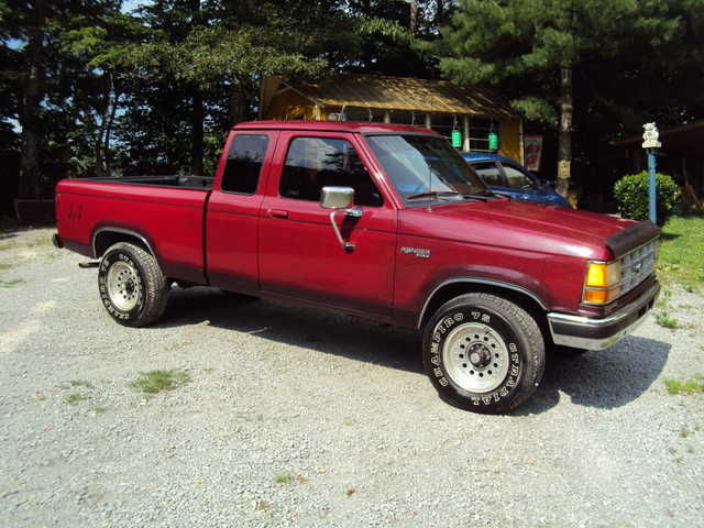 1990 ford ranger xlt e cab 4x4 ford ranger xlt 4x4 truck 3 100 russell springs. Black Bedroom Furniture Sets. Home Design Ideas