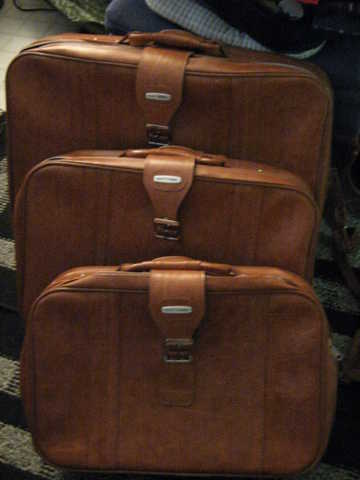 Lugguage / Suitcases