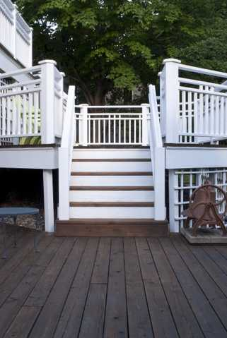 Ltp Painting Co: Deck Cleaning And Staining, House Painting