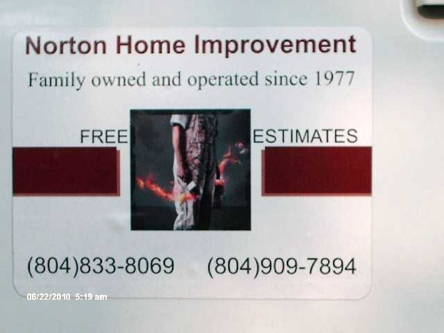 Norton Home Improvement