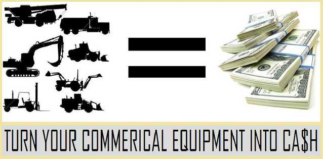 Your Equipment = Operating Capital