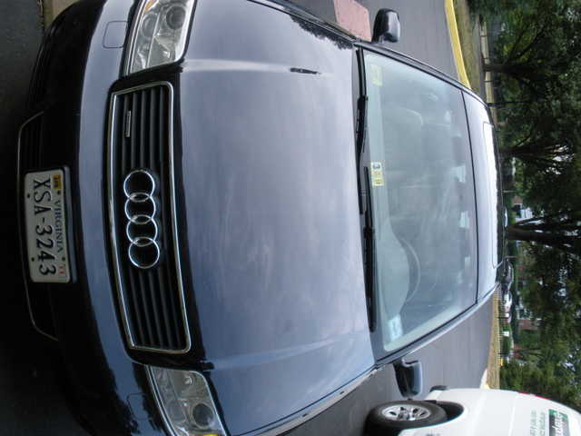 2002audi A6 3.0 Quattro In Excellent Condition