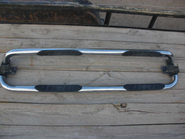 Big Country Chrome Step Bars $290 Obo