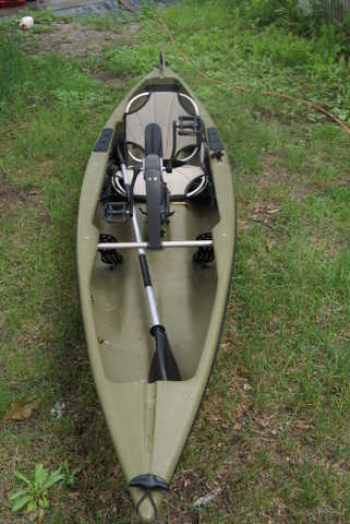 Native Watercraft 14 Ft Propel Kayak