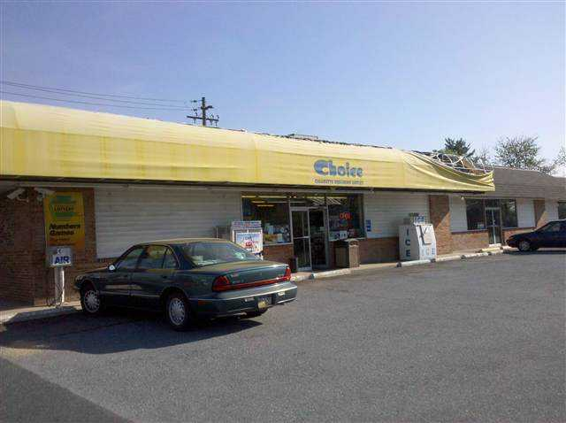 3 Unit Commercial Building In Harrisburg