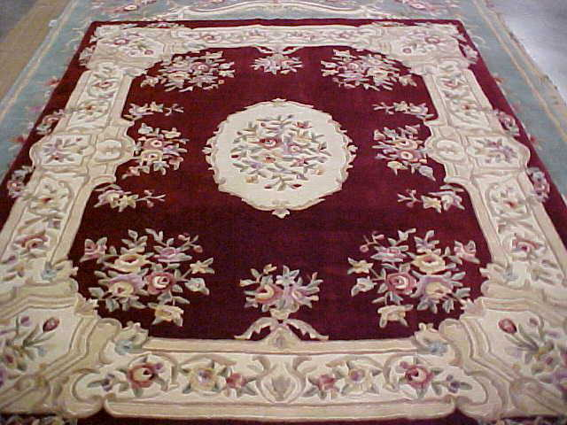 Royal Palace Rug Imperial Bouquet 7'6 X9'6 $295