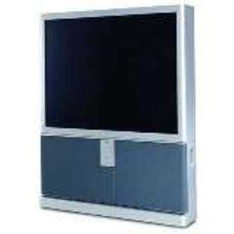 Phillips 50 Hdtv Rear Projection (1080i)