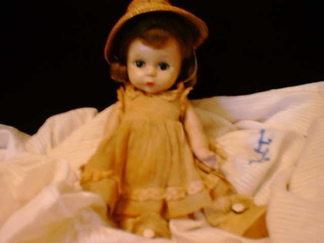 Alexander Doll Over 65 Years Old