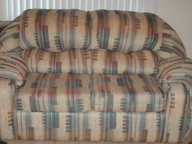 Southwestern Couch And Loveseat