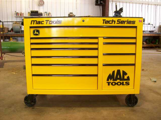 Mb1100 Mac Tool Box | Pics | Download |