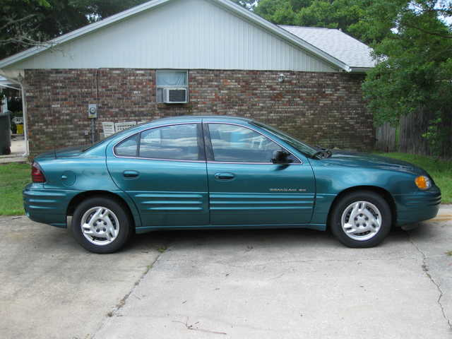 1999 pontiac grand am manual