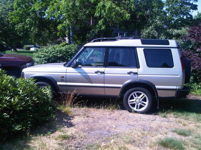 Beautiful 2002 Land Rover Discovery Series 2 Runs Great