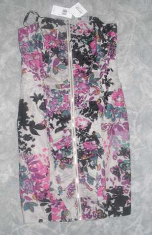 Kensie Floral Dress. Never Been Worn! Only 75 Dollars!