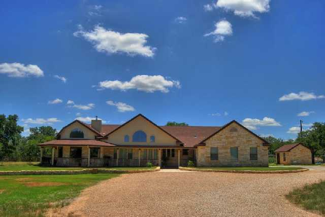 186 Spears Ranch Rd, Jarrell, Tx 76537 - Ranch For Sale