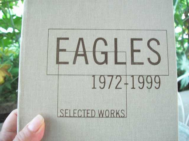 Eagles (Singers Group) Cd's 1972 - 1999 Songs