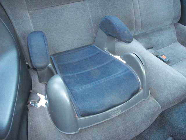 Booster Car Seat'
