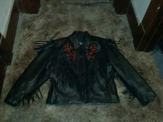 Leather Coat / Jacket