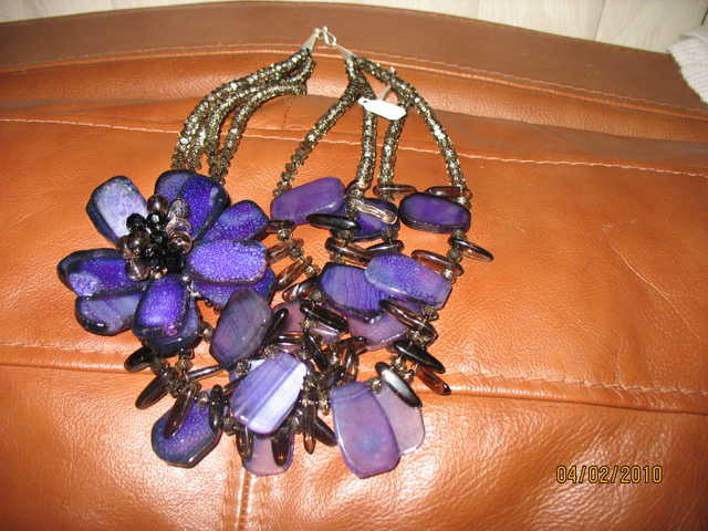 Amesthy Necklace