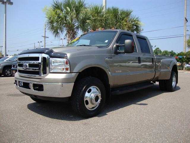 2007 Ford F - 350 Sd Lariat 4door Crew Cab